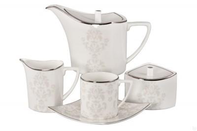 Сервиз чайный Париж Royal Bone China на 6 персон