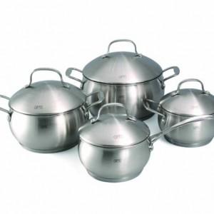 Набор посуды Gipfel FORUM 8 предметов