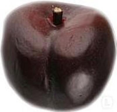 """Искусственный фрукт """"Слива"""""""