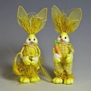 Кролик желтый,