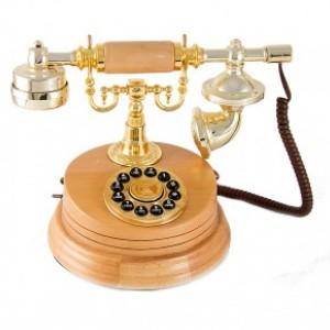 Телефон ретро d=18см, 23см