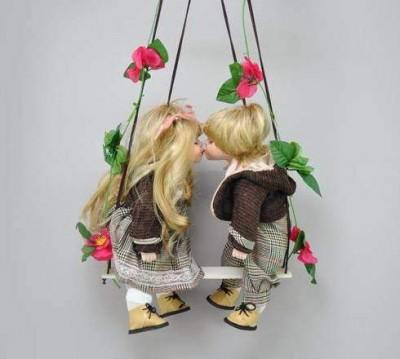 Куклы парные