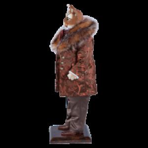 «Кот Сэр Генрих» - Кукла коллекционная