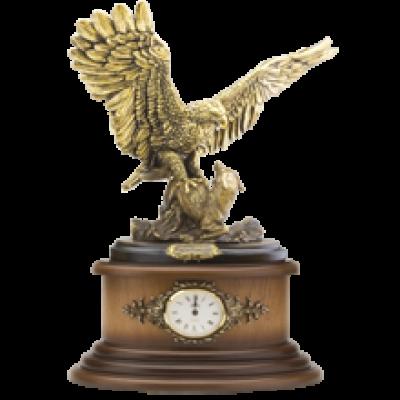Часы премиум Поединок Орла с Шакалом