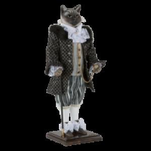«Кот Виконт» - Кукла коллекционная