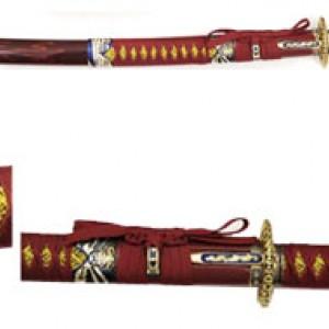 Меч самурайский - катана на подставке
