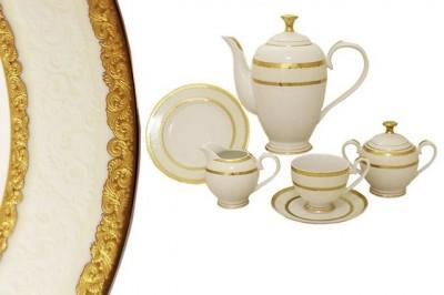 Чайный сервиз- Бланка на 6 персон (23 предметов)