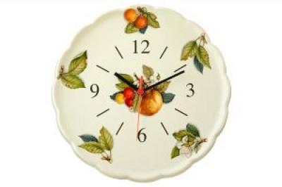 """Часы настенные """"Итальянские фрукты"""""""