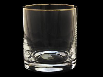 """стакан для виски""""Платиновая отводка"""""""