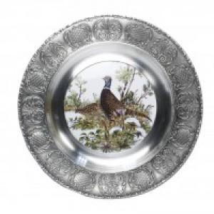Тарелка «Фазан»