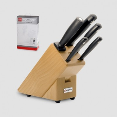 Набор ножей 5пр,серия WUESTHOF, Золинген, Германия