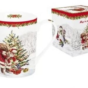 """Кружка """"Рождественская елка"""", 300 мл"""