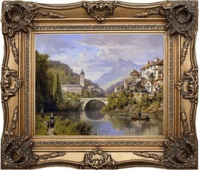 """Картина  """"Городской пейзаж"""""""
