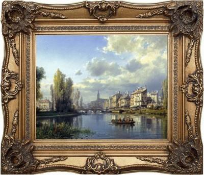 """Картина """"Городской пейзаж 2"""""""