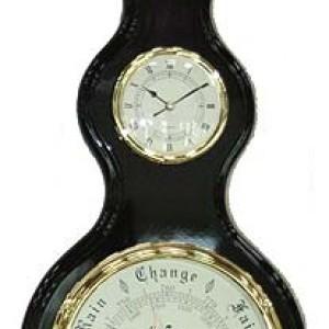 "Часы-метеостанция ""BRIGANT"": баромерт, термометр, гигрометр 28*106см"