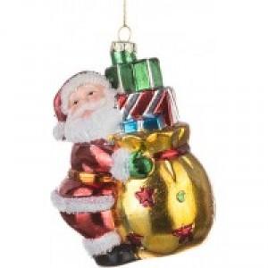 "Елочная игрушка ""Дед мороз """
