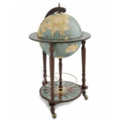 Глобус напольный с картой мира