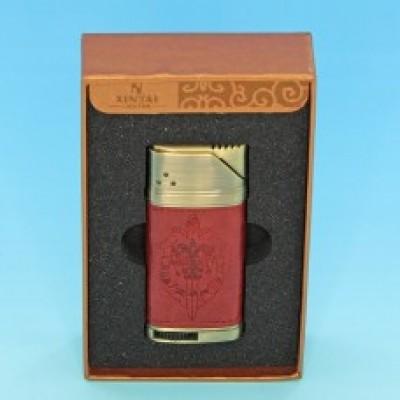 Зажигалка ФСБ с искусственной кожей 33*10*75мм