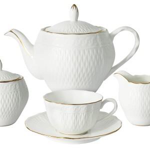 Чайный сервиз из 15 предметов на 6 персон
