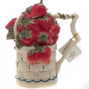 Чайник Клубничка 25*17 см