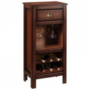 Небольшой винный шкаф