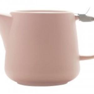 Чайник с ситечком Оттенки (розовый)