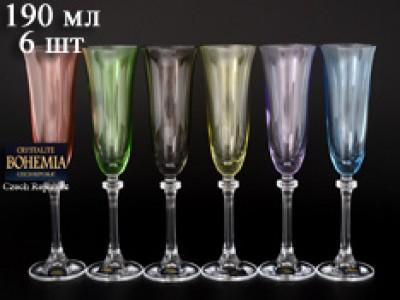 Набор фужеров для шампанского 190 мл