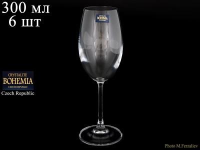 Набор бокалов для вина 300 мл BARBARA