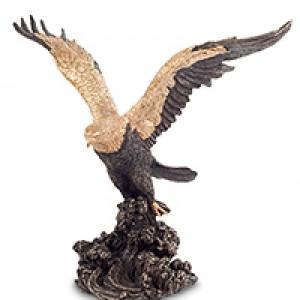 """Статуэтка """"Орел на охоте"""""""