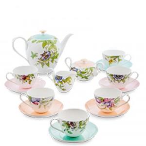 """Чайный сервиз на 6 перс. """"Сады Примадонны"""""""