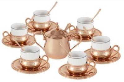 Кофейный набор на 6 персон Экстра-люкс