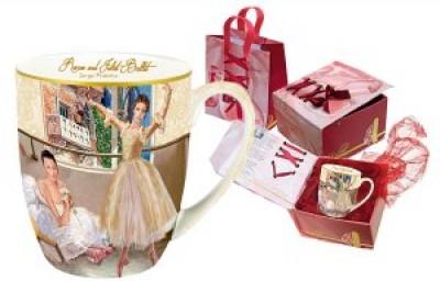Кружка Ромео и Джульетта в подарочной упаковке