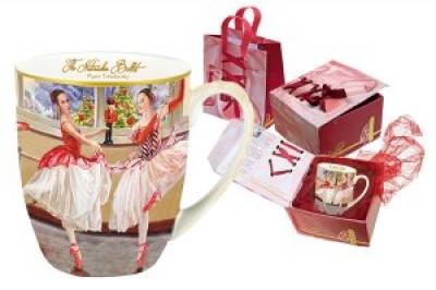 Кружка Щелкунчик в подарочной упаковке