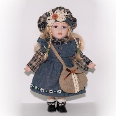 Кукла фарфоровая Фиона 30,5 см