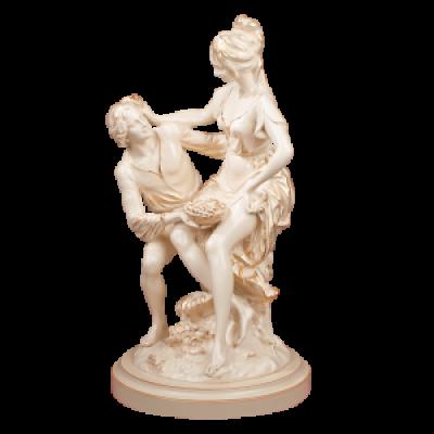 BOGACHO Скульптура Композиция Венок и фрукты