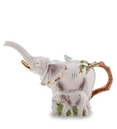 """Заварочный чайник """"Слоны"""" (Pavone)"""