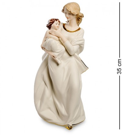 """Статуэтка """"Мать с ребенком"""" (Sabadin Vittorio)"""