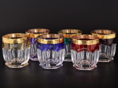 Набор стаканов для виски 250 мл Сафари Арлекино