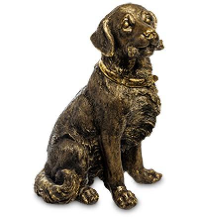 """Фигура """"Собака с ошейником"""" h-36см"""