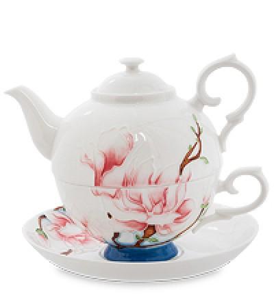 """Чайный набор """"Цветущая сакура"""""""