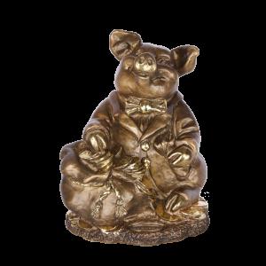 BOGACHO Big Boss (скульптура)