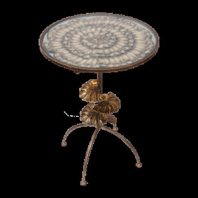 Столик декоративный Терра Роуз (веер)