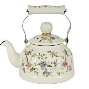 Чайник эмалированный Прованс