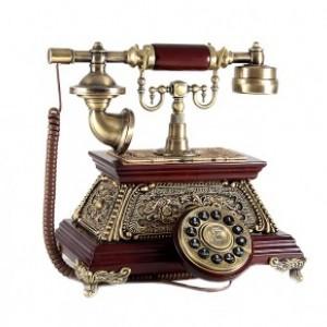 Телефон ретро 26*18*28см