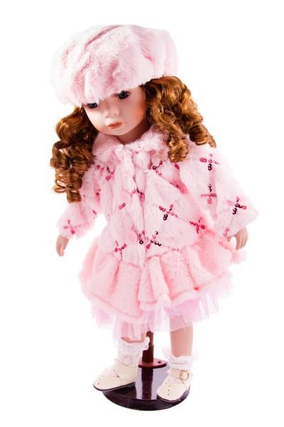 Кукла коллекционная 46см