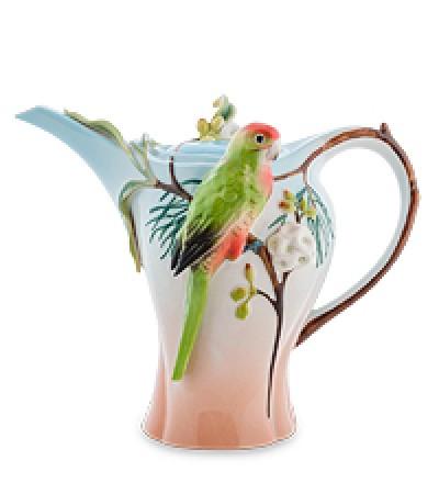 """Заварочный чайник """"Попугай Розелла"""""""