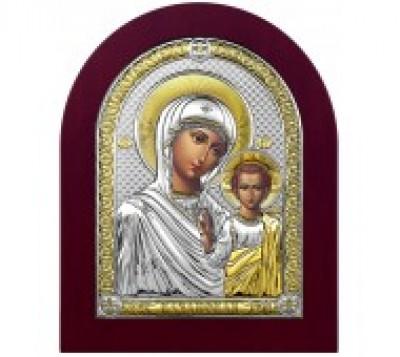 Икона Казанская Божия Матерь 8х10,12х14,16х20,22х26,28х34см.