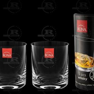 TUBUS набор стаканов (2шт) для виски «Business set».
