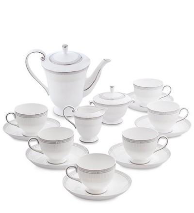 Чайный сервиз 15 пр. на 6 перс. Венецианская Классика