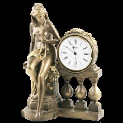Часы настольные / каминные Купальщица